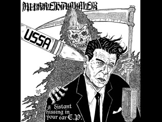 NHR-001 :: NUKKEHAMMER – A Distant Hissing In Your Ear 7″ E.P.