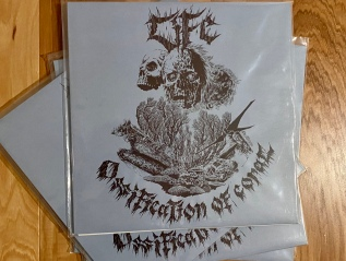 Distro: New LIFE LP! Ossification Of Coral 12""