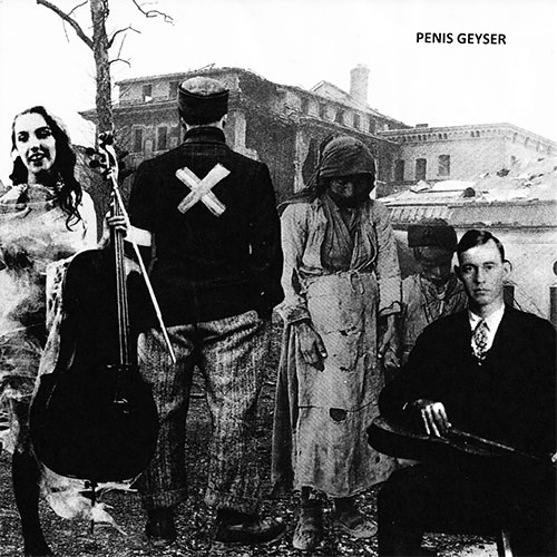 Penis Geyser - Lotus Fucker split EP