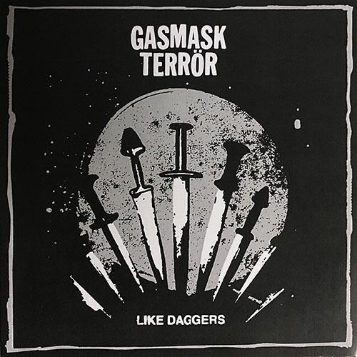 gasmask terror - like daggers ep