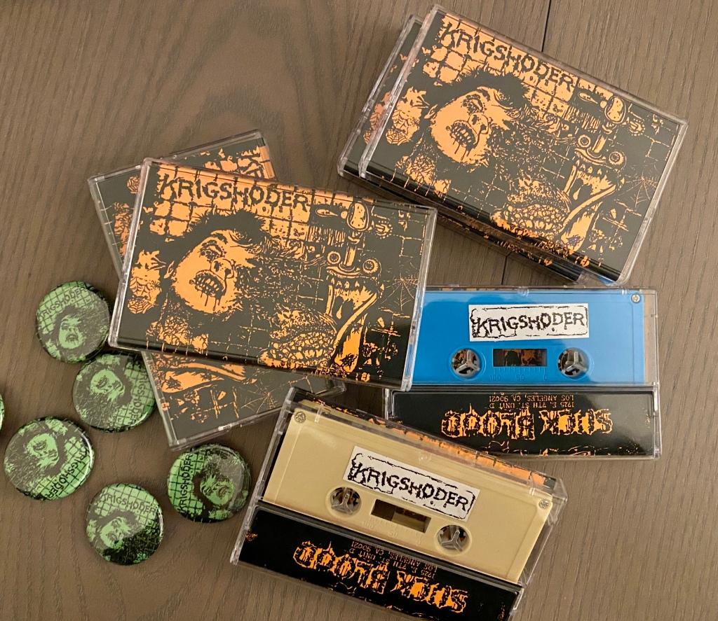 Krigshoder cassette
