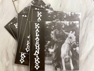 Distro: KALASHNIKOV 7″ (Denmark) added! **sold out**