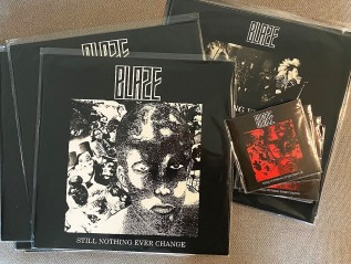 Distro Addition: BLAZE – Nothing Ever Change LP + CD
